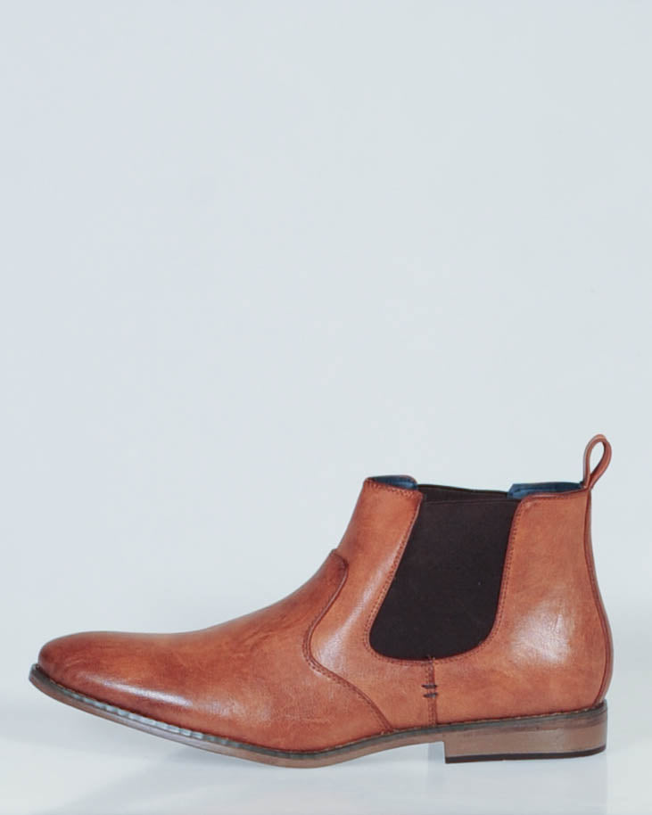 Uncut Cobden Ew Boot - Tan