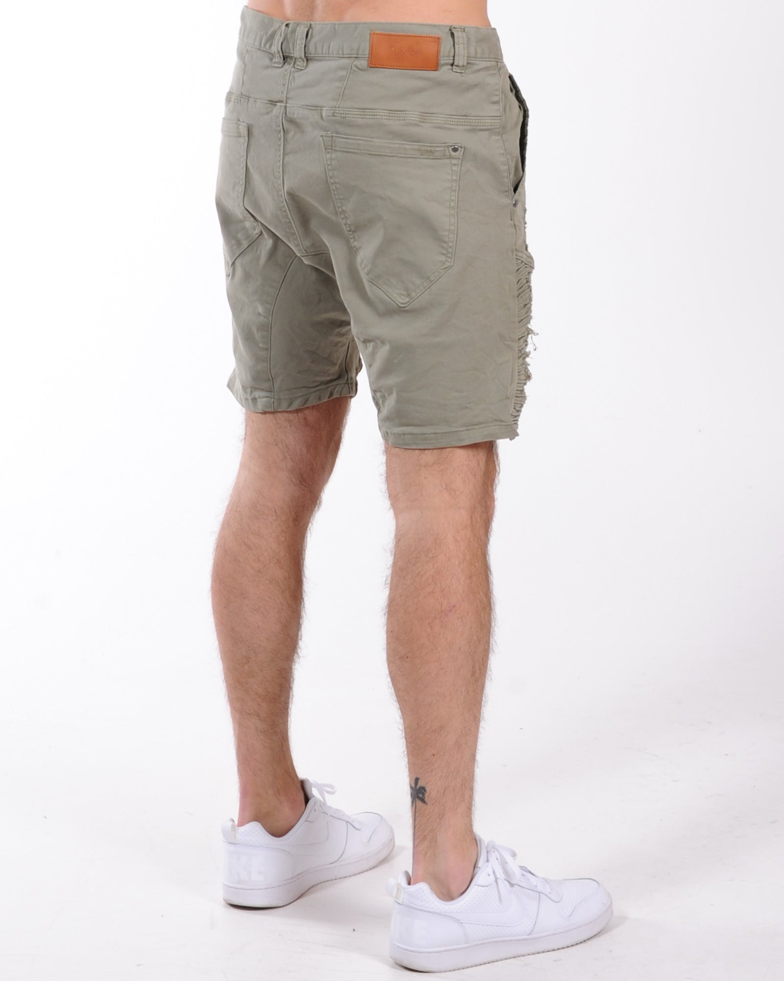 Nena & Pasadena Destroyer Short - Khaki