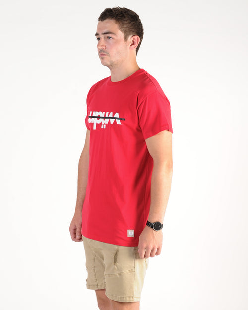 Wndrr Overpass Custom Fit Tee - Red