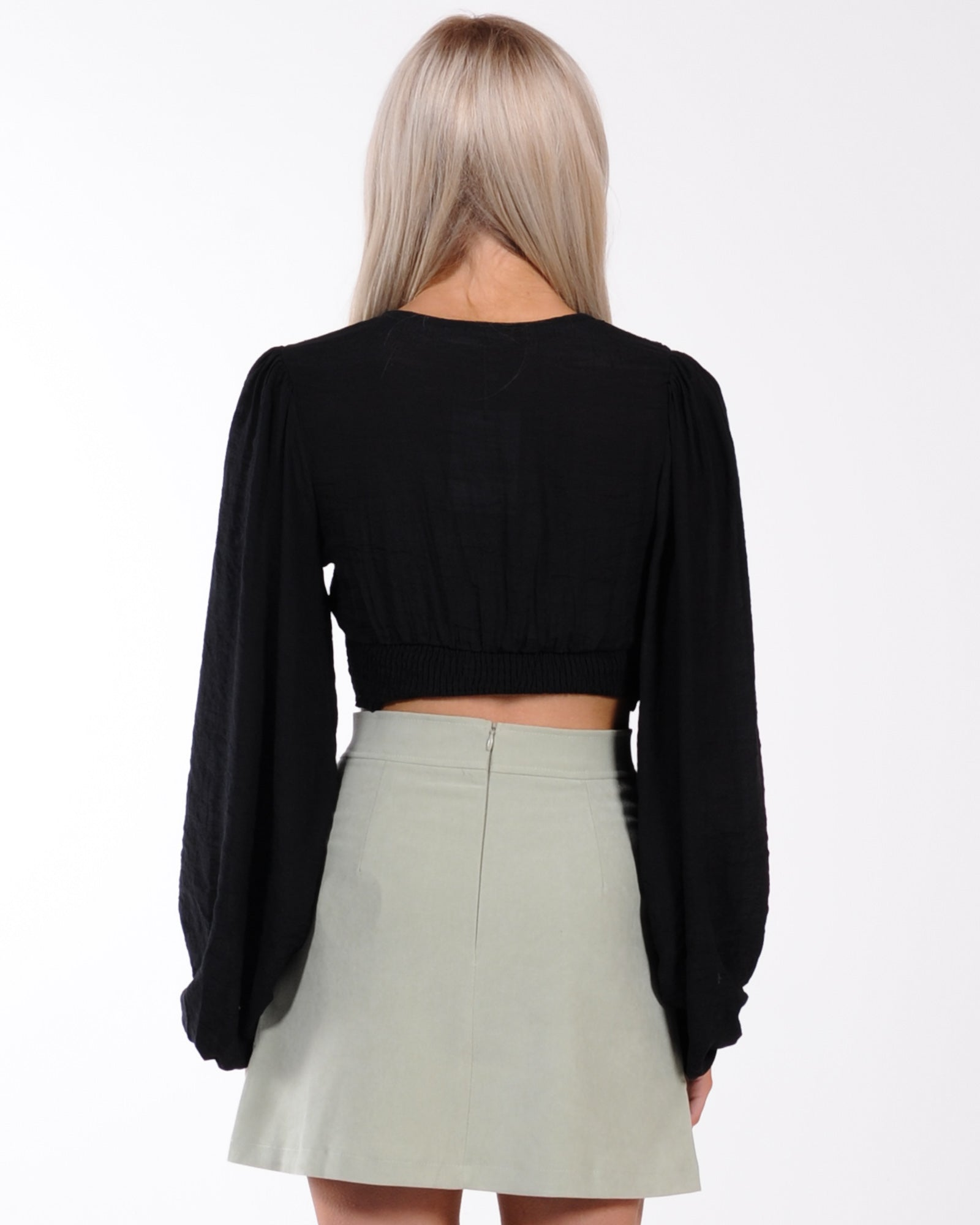 Sienna Shirt - Black
