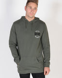 ST. GOLIATH BRIGGS HOOD SWEAT - KHAKI
