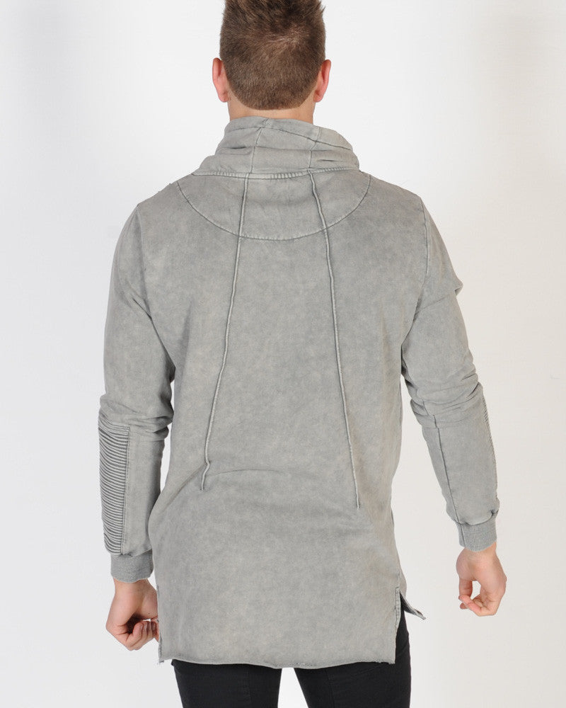 NANA JUDY PARAGON SWEAT - ACID GREY