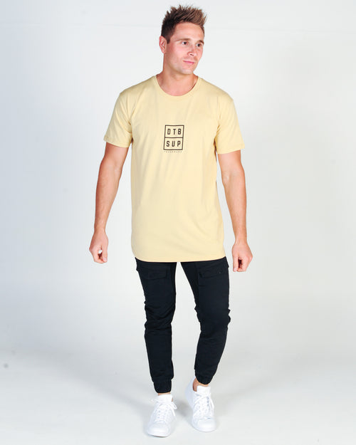 DTB SUPPLY BARRICADE TEE - TAN