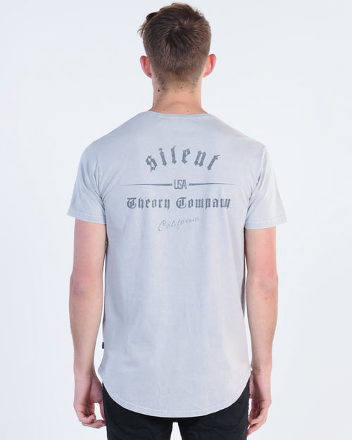 Silent Theory Kentucky Tee - Grey Marle