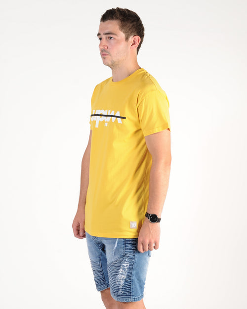 Wndrr Overpass Custom Fit Tee - Yellow