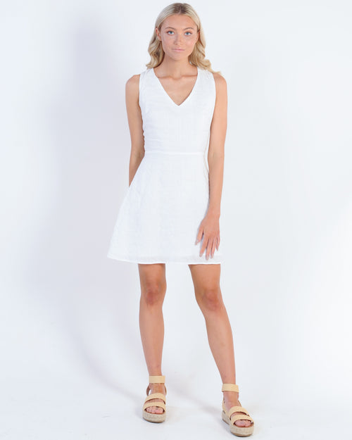 Madison The Label Astra Dress - White