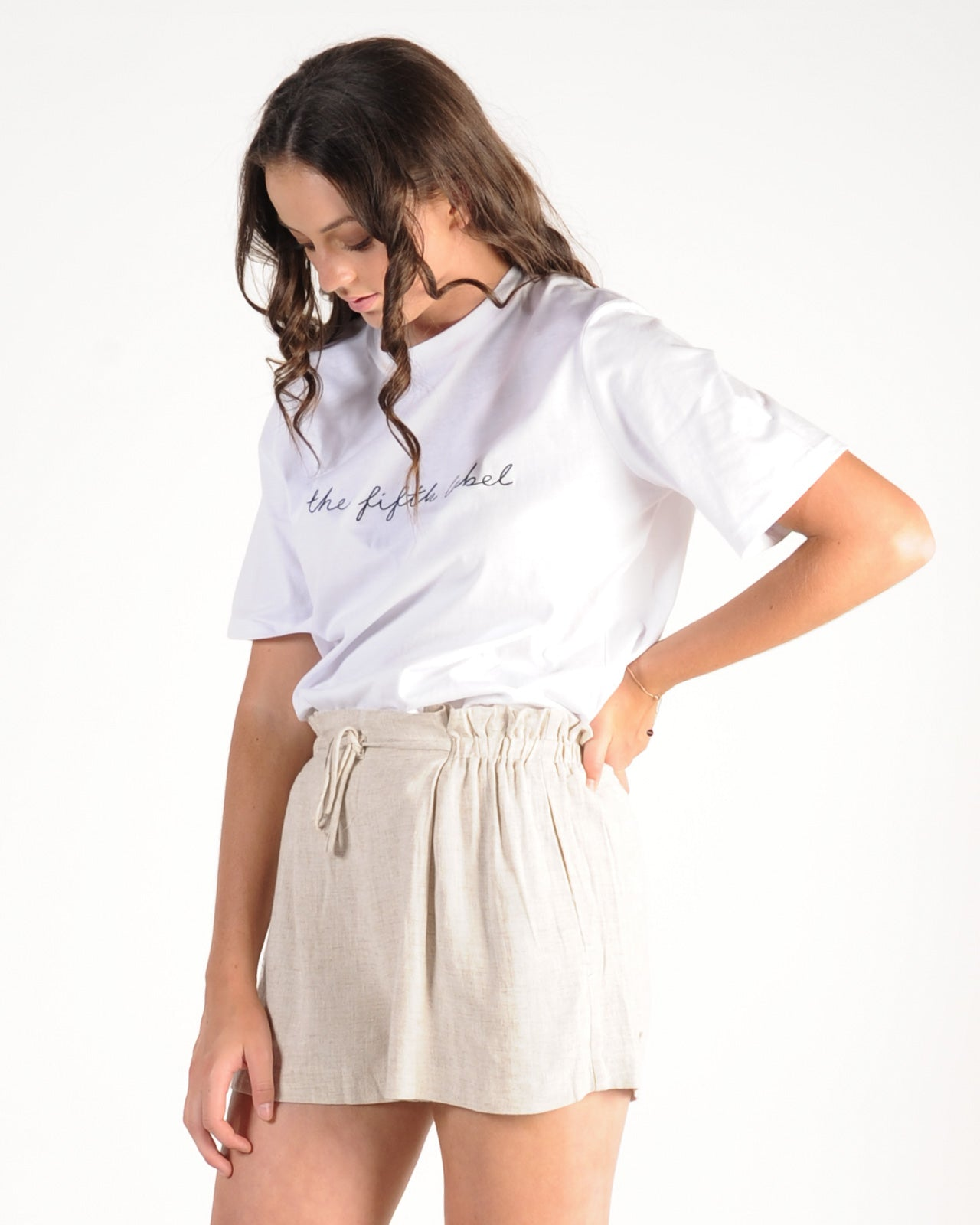 The Fifth Label Eliza T/Shirt - White