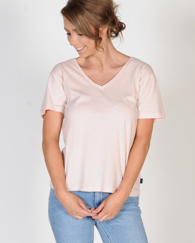SILENT THEORY MARVEL TEE - BLUSH