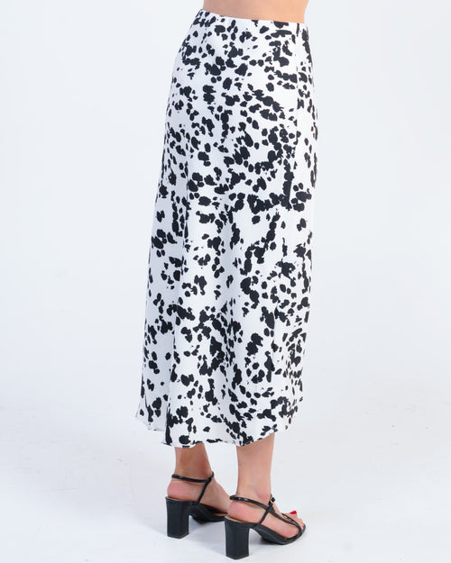 Rule The World Midi Skirt - Animal