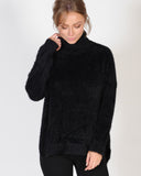 REMEMBER ME JUMPER - BLACK