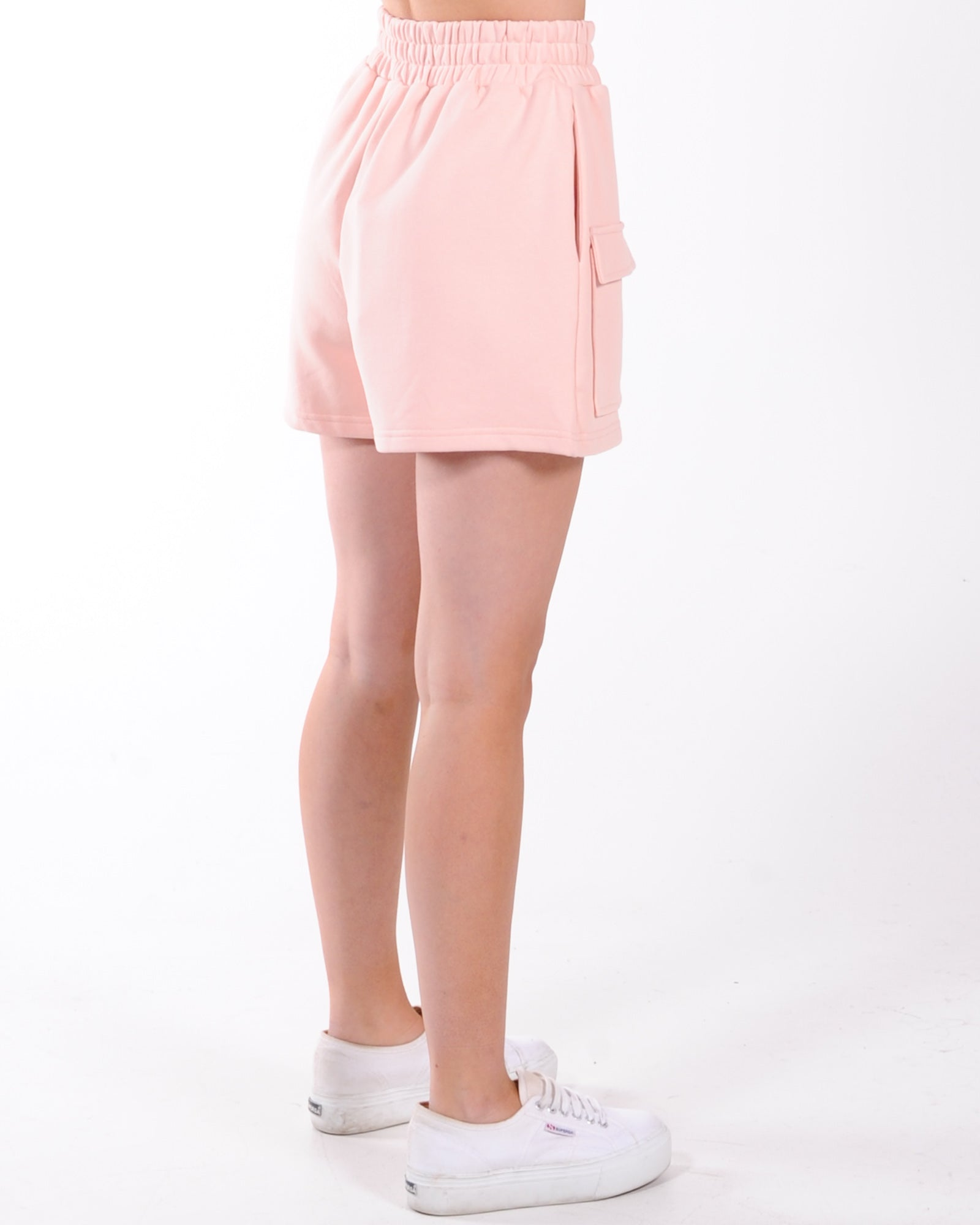 Madison The Label Maxwell Shorts - Blush