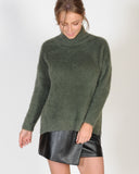 REMEMBER ME JUMPER - KHAKI