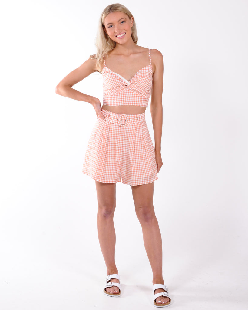 TELL THE TRUTH PLAYSUIT - DIAMOND PRINT
