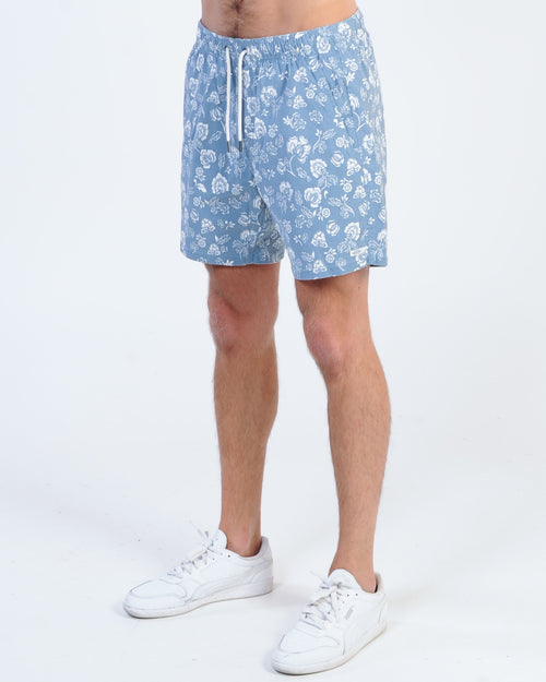 Industrie Miami Bahama Boardshort - Airforce White