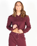 TIGER MIST SOLO JUMPER - PLUM