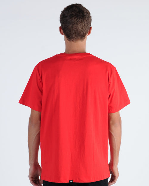 Thrills Yui Tee - Heritage Red