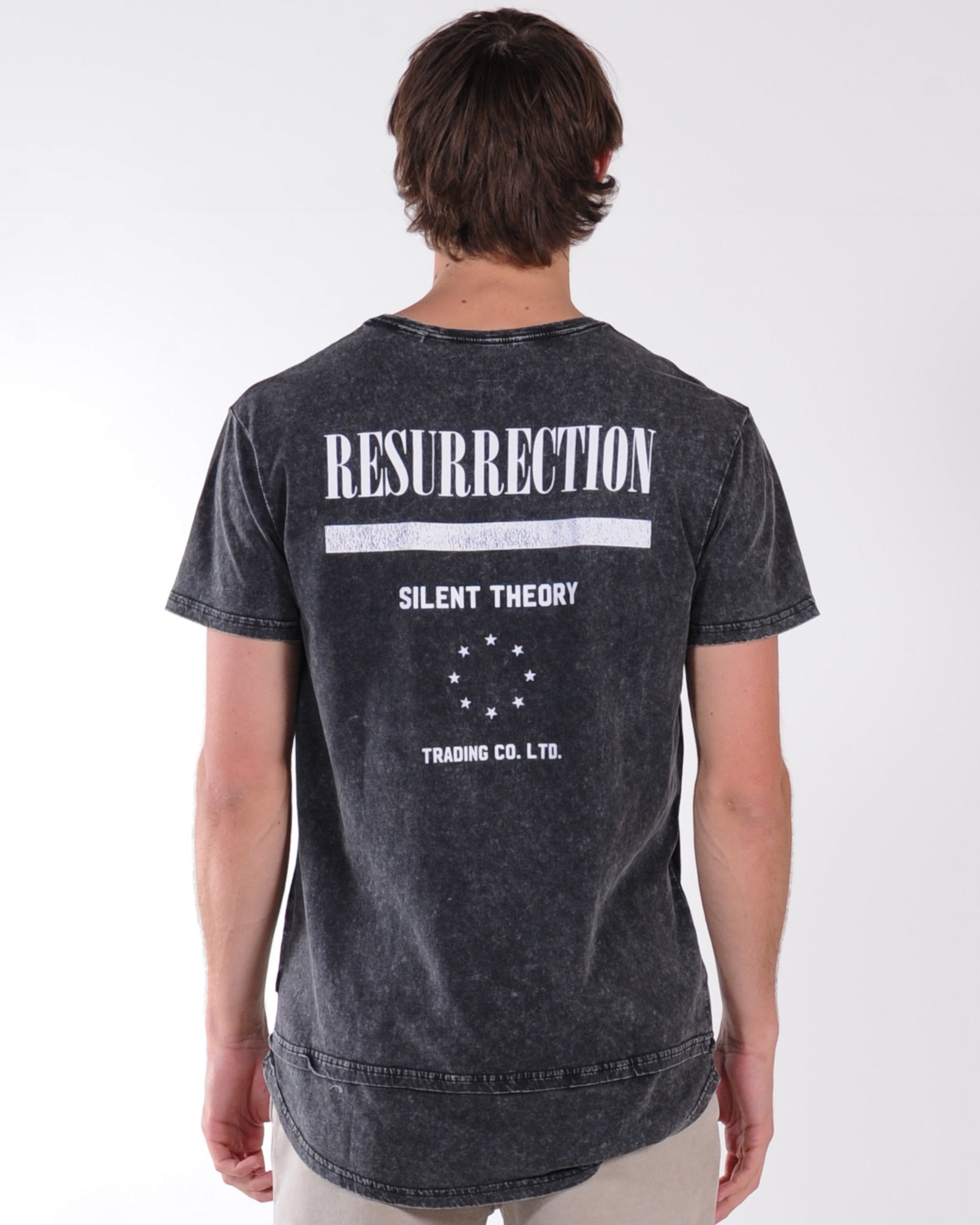 Silent Theory Trade Layer Tee - Black