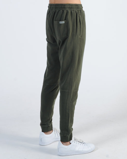 Academy Hunter Trackpant - Khaki