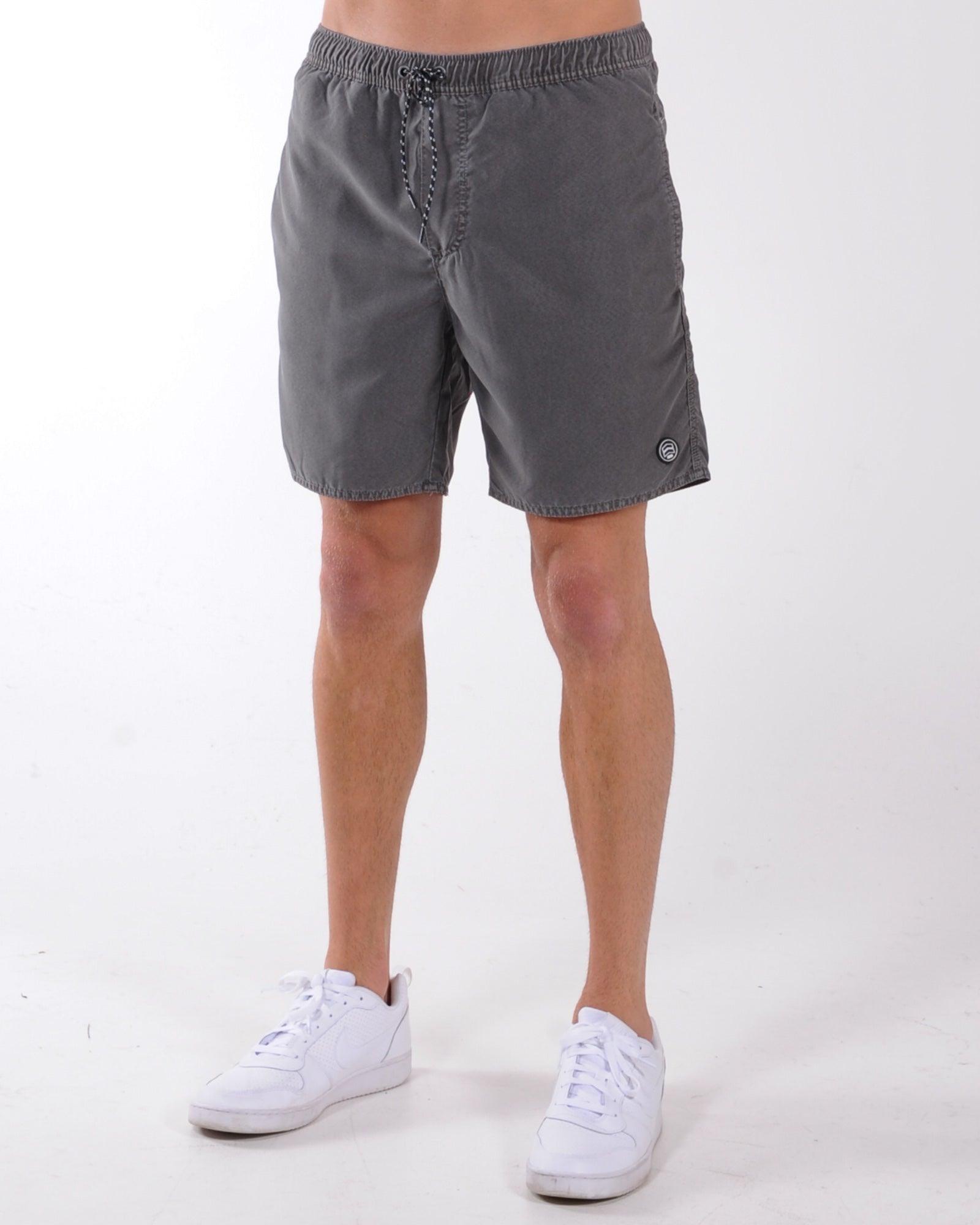 St Goliath Illusion Short - Washed Black