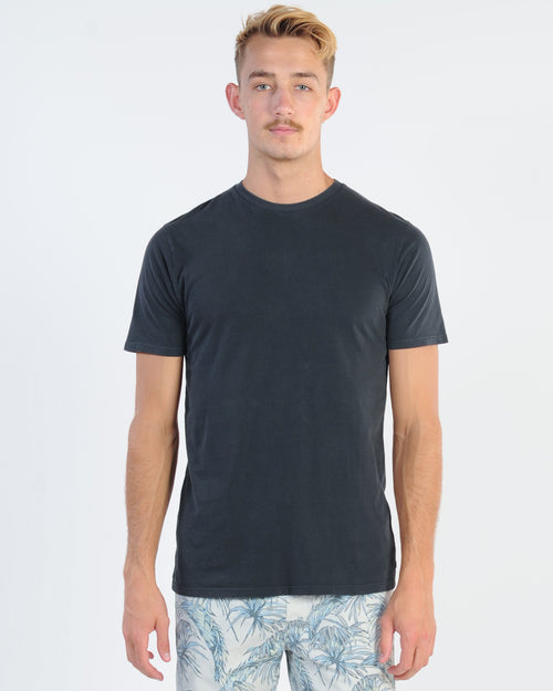 Industrie Basic Classic Tee - Black Pd