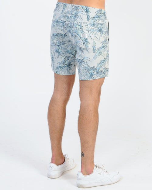 Industrie Seagrass Bahama Boardshort - Thyme Combo
