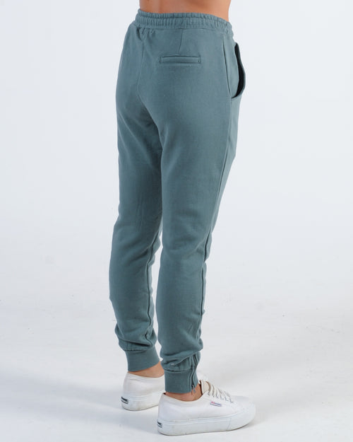 Elwood Huff N Puff Trackpant - Hunter Green