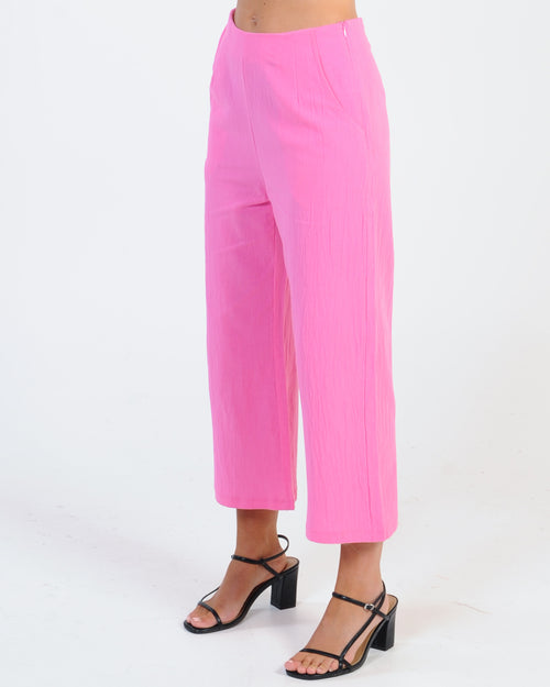 Real Barbie Pant - Hot Pink