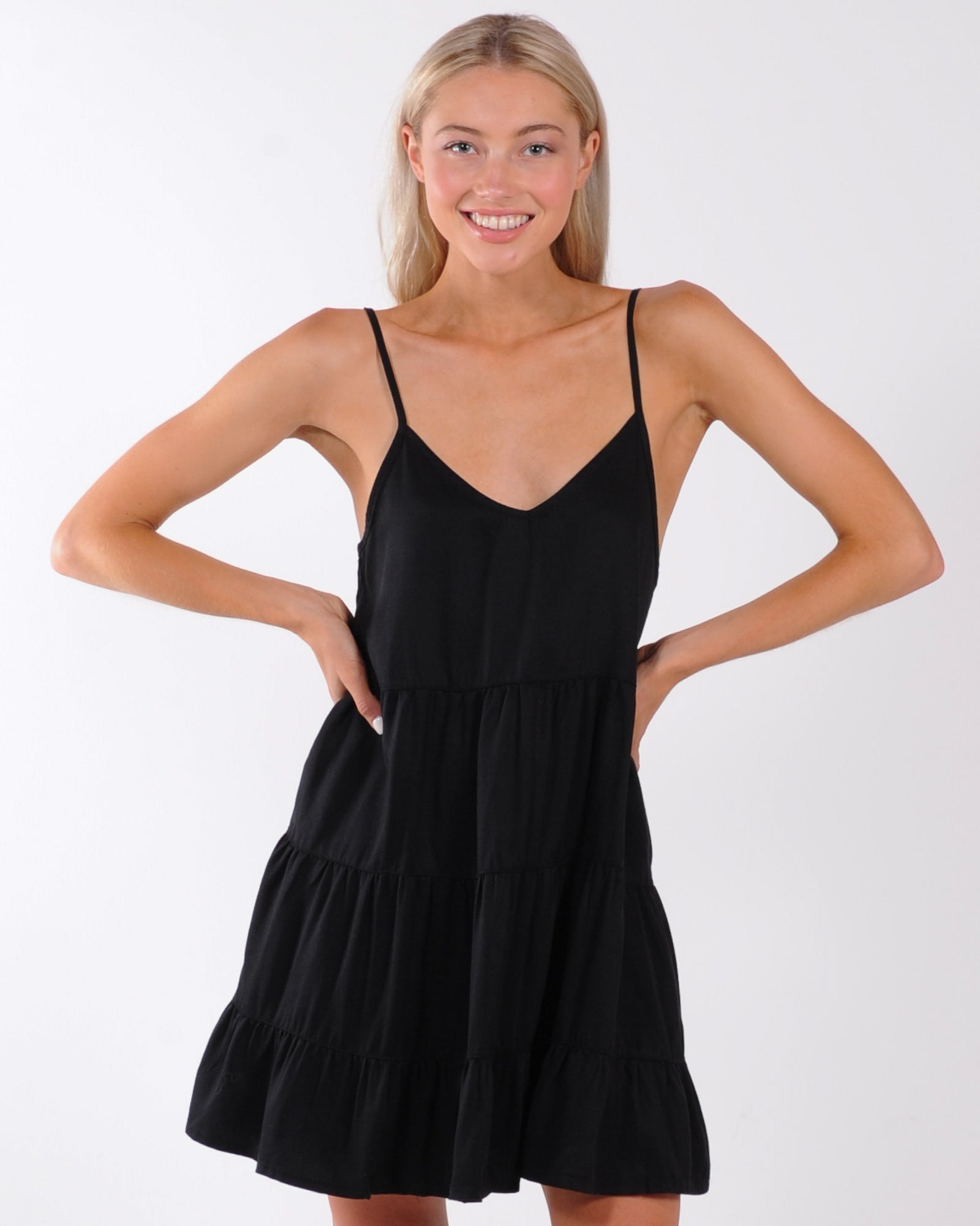 All About Eve Josie Dress - Black