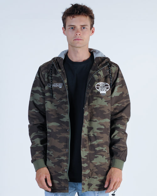 St. Goliath Covered 2 Jacket - Black Camo