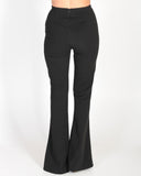 TIGER MIST BAD GIRL PANT - BLACK