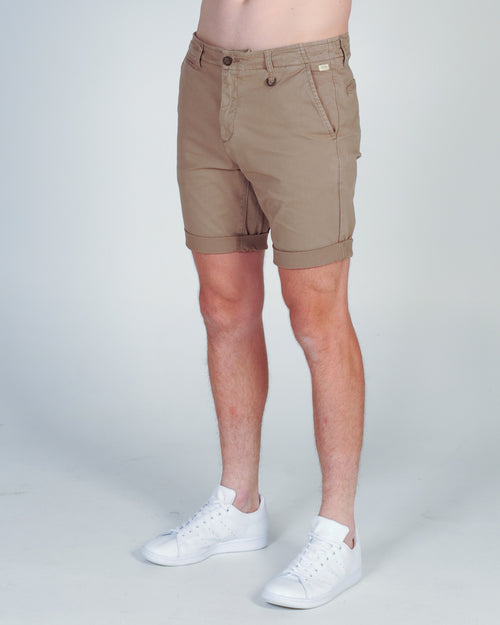 INDUSTRIE RINSE SHORT - NEW CINNAMON