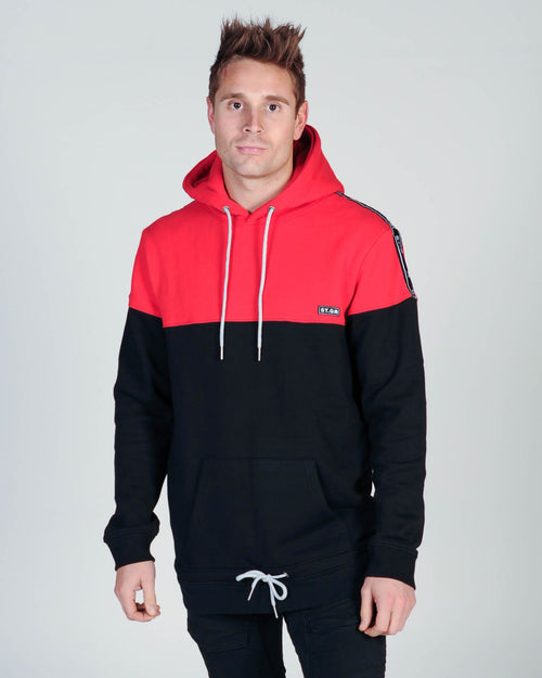 St Goliath Upperdeck Hoody - Black