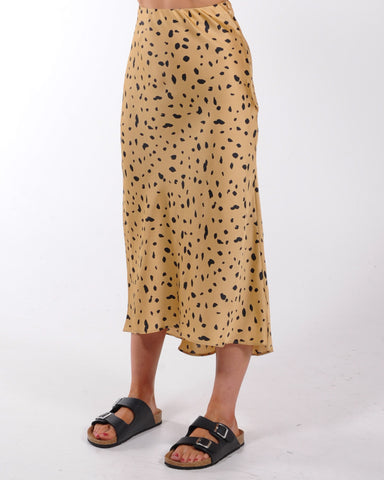 All About Eve Summer Ditsy Skirt - Print