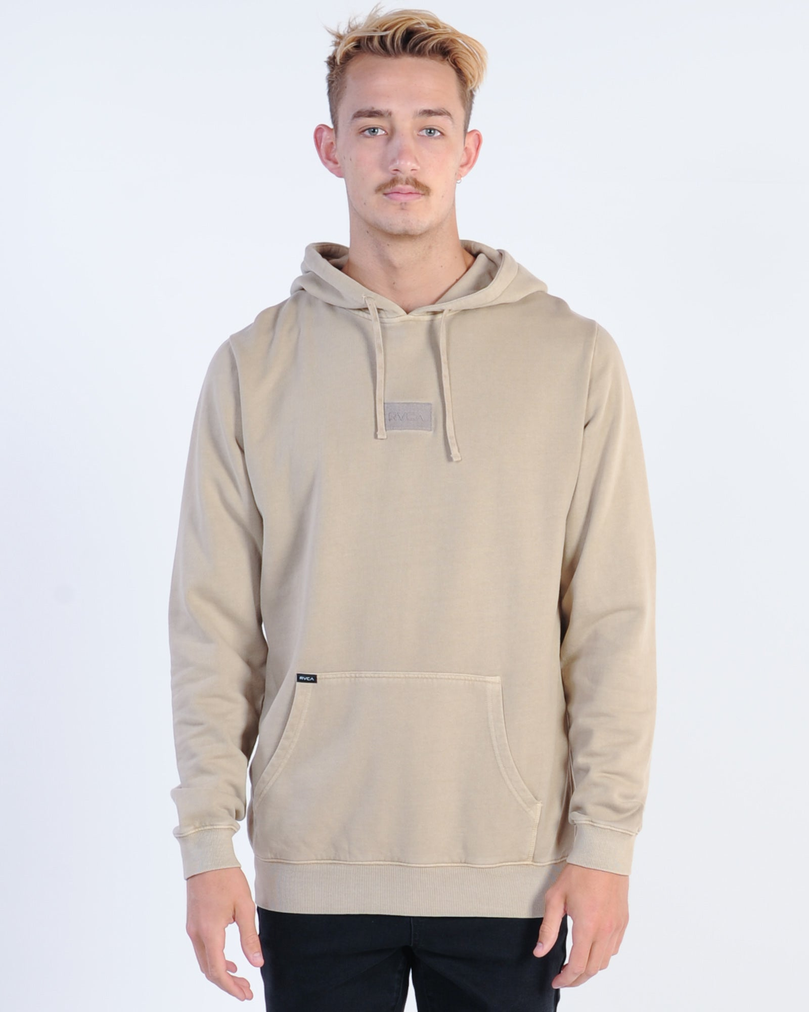 Rvca Focus Hood Sweat - Earth