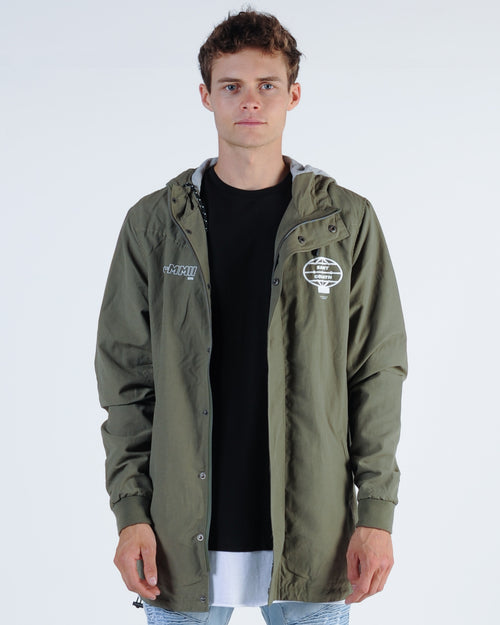 St. Goliath Covered 3 Jacket - Khaki