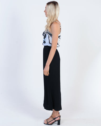 BORN FREE SHOULDER DRESS - NAVY