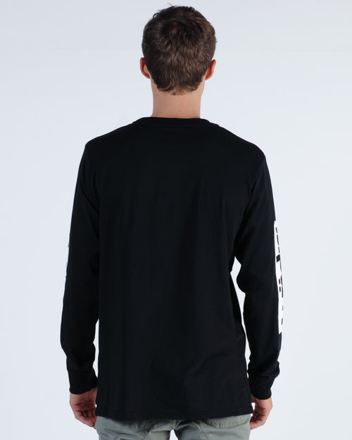 Wndrr Fraud L/S Tee - Black