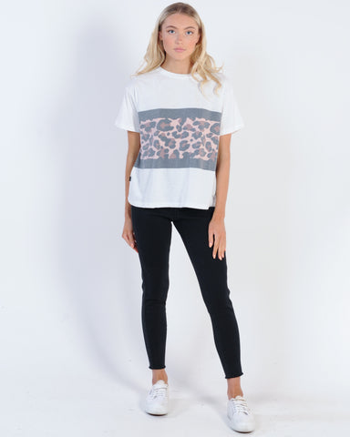 WAITING GAME TOP - NAVY