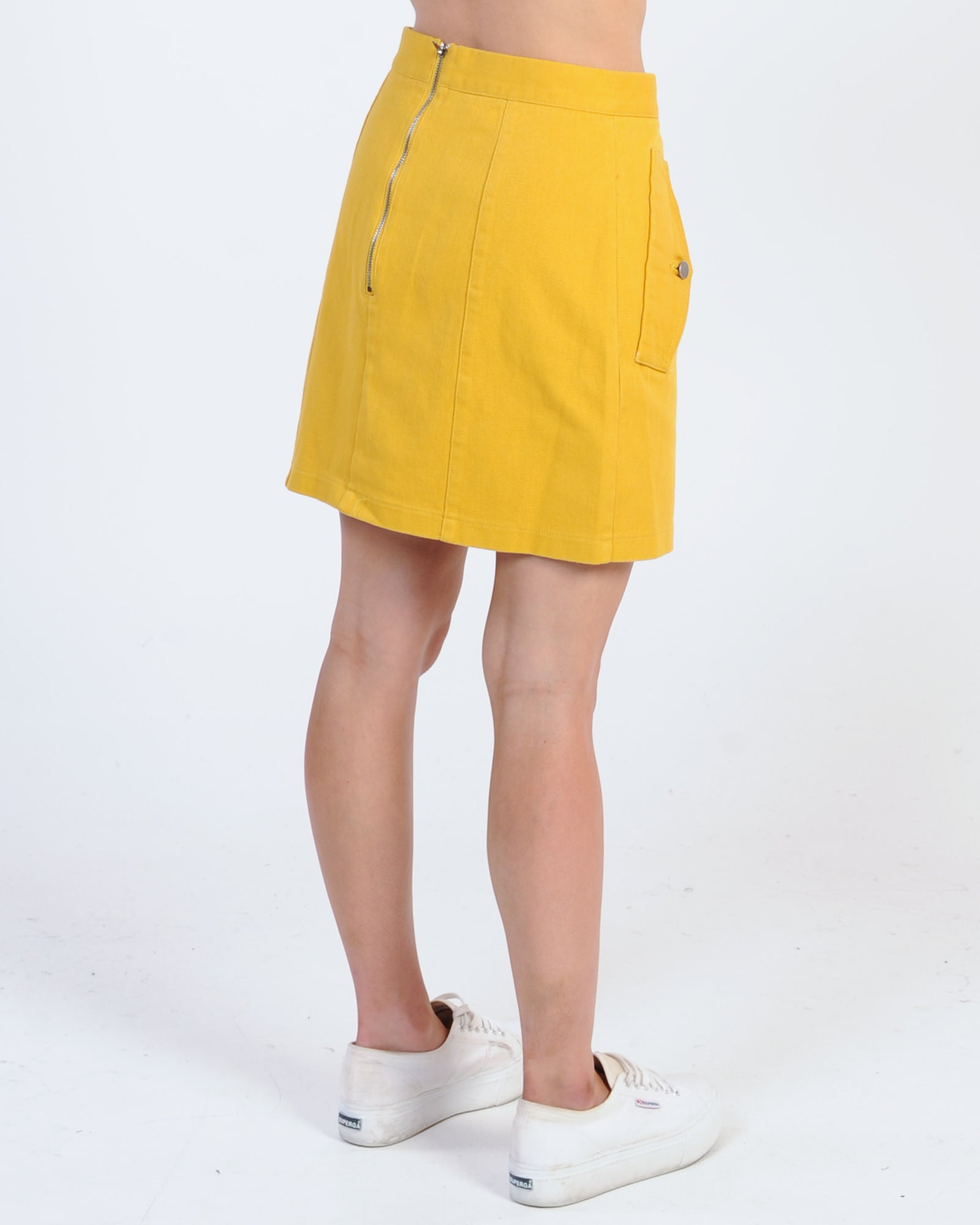 The Fifth Label Intentions Skirt - Mustard