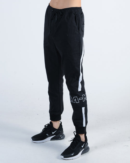 St. Goliath Typhoon Trackpant - Black