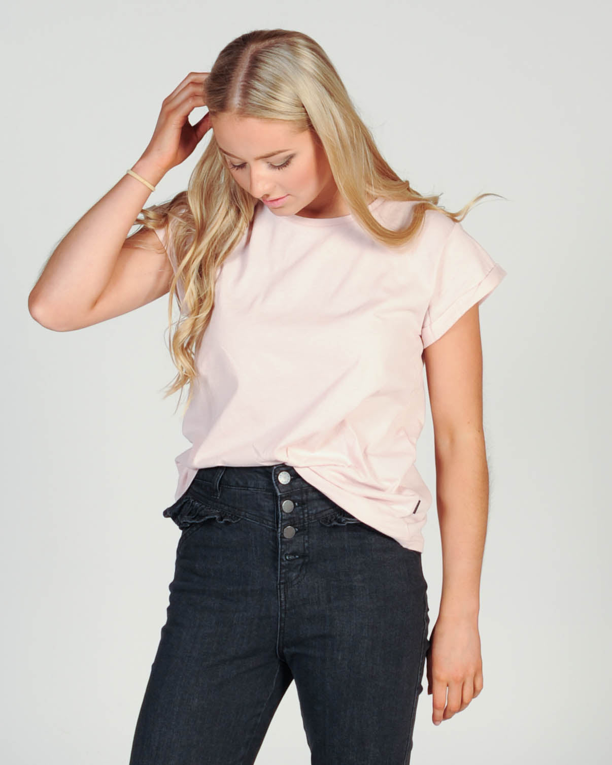Silent Theory Lucy Tee - Pink