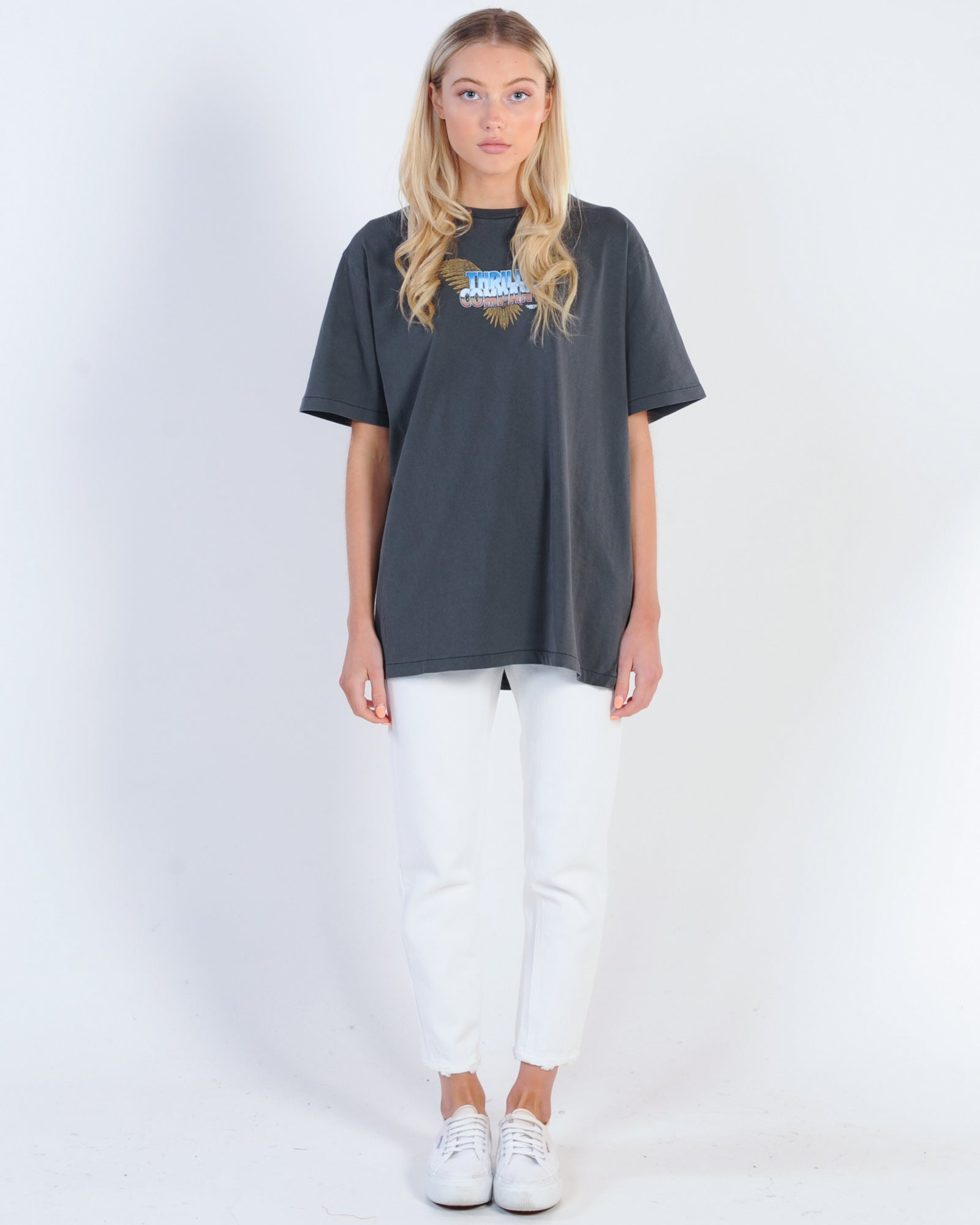 Thrills Immaculate Tee - Black