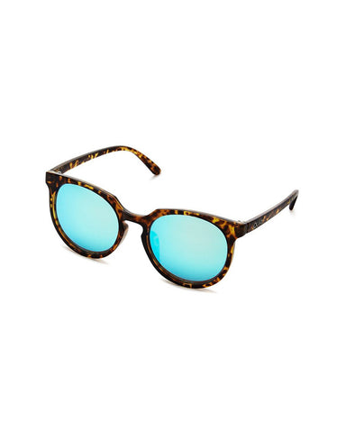 QUAY DONT CHANGE SUNNIES - TORT/BLUE MIRROR