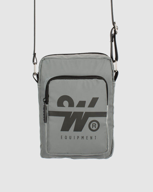 Wndrr Overtime Side Bag - Reflective