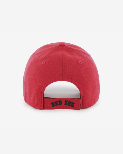 47 Brand Mvp Boston Red Sox Cap - Red/Black