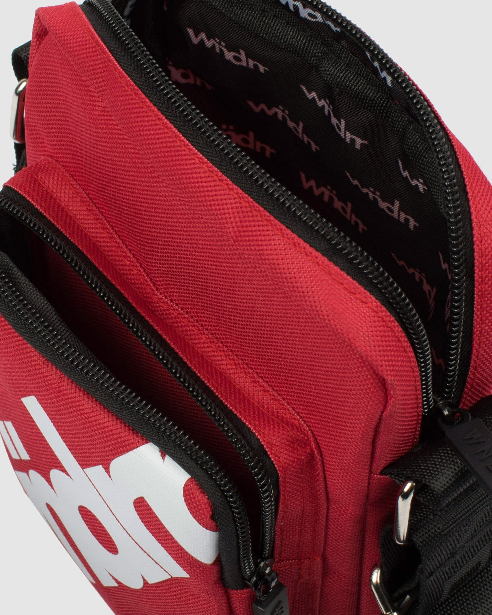 Wndrr Divide Side Bag - Red