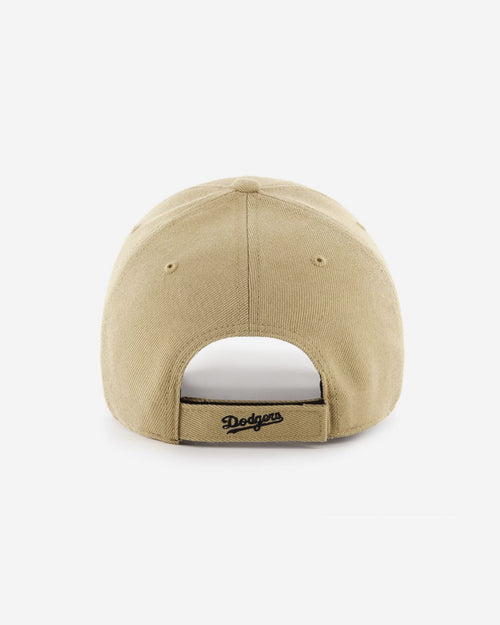 47 Brand Mvp La Dodgers Cap - Old Gold/Black