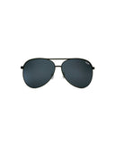 QUAY VIVIENNE SUNNIES - BLACK/SMOKE LENS