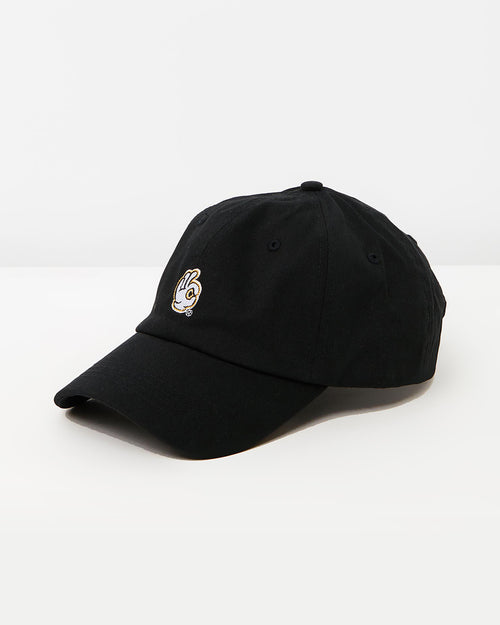 Wndrr Alright 6 Panel Cap - Black