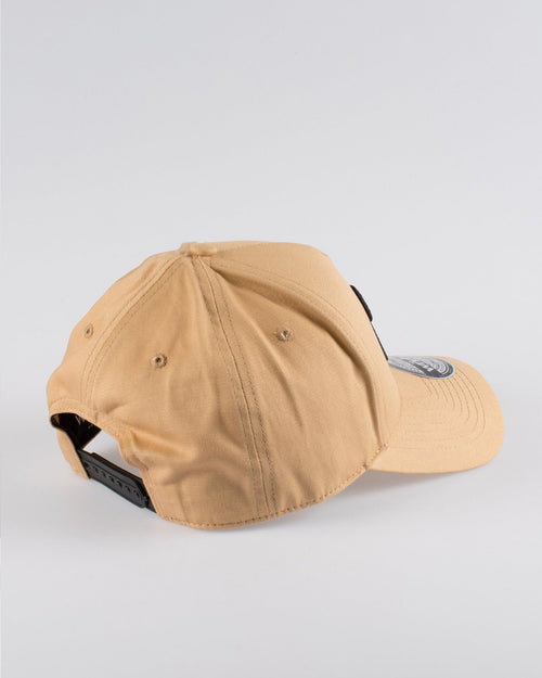 Wndrr Phillips Snapback Cap - Wheat